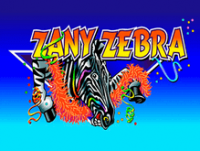 Zany Zebra от Microgaming - онлайн-автомат с 5 линиями