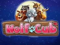 Игровой автомат Wolf Cub от производителя NetEnt с игрой на деньги