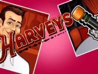 Лицензированный гаминатор Harveys в онлайн казино Вулкан с выводом денег