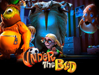 Онлайн-игра Under The Bed от Betsoft - простой интерфейс, яркая графика