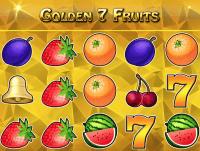 Игровой аппарат Golden 7 Fruits